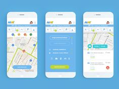 Mobility and transport app by Simonluca Definis