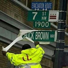 RIP Chuck Brown