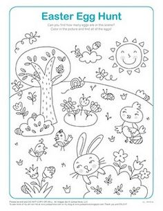 Be Different...Act Normal: Easter Printables