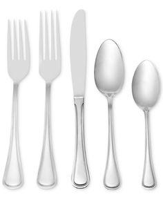 Oneida Levi 50-Pc Set, Service for 8 - Flatware & Silverware - Dining & Entertaining - Macy's