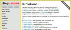 Extra features for jQuery