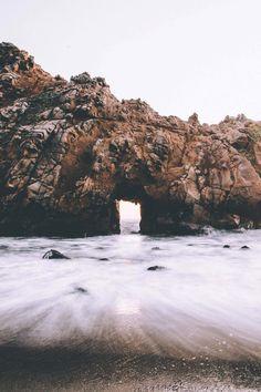 banshy:  Pfeiffer Beach // Ryan Millier