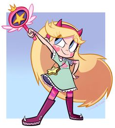 Star butterfly // Star vs. the forces of evil // Disney