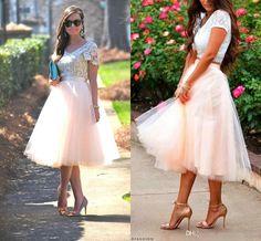 2016 Wholesale Tea Length Tutu Skirt Party Dresses For Women Tiered Short Bridesmaid Dresses Ruffle For Cheap Very Party Dresses White Party Dresses For Juniors From Newfashion2014, $68.6| Dhgate.Com