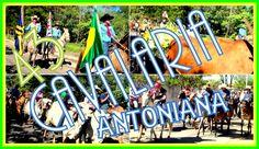 43ª CAVALARIA ANTONIANA DE JAGUARIÚNA PARTE 1