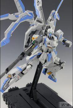 GUNDAM GUY: MG 1/100 Zeta Gundam Strike White Z ver. Evolve 9 - Resin Conversion Kit