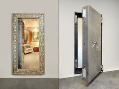 That's one way I could hide my millions!$!$! 25 Amazing Secret Passageways Built into Homes