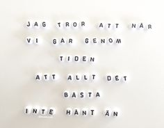 Håkan Hellström - Du är snart där
