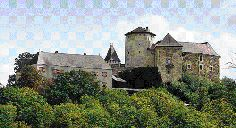 Yes, this is a hotel!! Burghotel Lockenhaus / Castle Hotel Lockenhaus, Burgenland, Austria