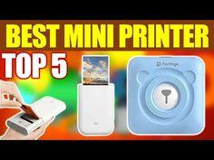 Top 5 Portable Mini Printer from Aliexpress (2021)