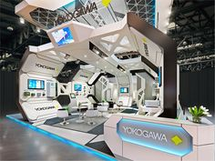virtual kits that need … – Trad … – Exhibition Stand – Exhibition Stand Exhibition Booth Design, Exhibition Display, Exhibition Space, Exhibit Design, Exhibition Ideas, Exhibition Stands, Futuristic Design, Futuristic Architecture, Spaceship Interior