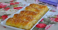Malzemeler: -20 yaprak baklava yufkası -5-6 adet patates (haşlanmış, rendelenmiş) -1 adet kuru soğan -tuz, pul biber, kara biber -z...
