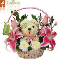 Envio de flores como simbolo de amistad y amor