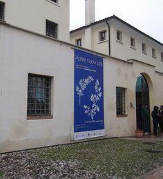 """Mostra """"Aprire nuovi cieli"""" - Museo Casa Giorgione - Banner"""