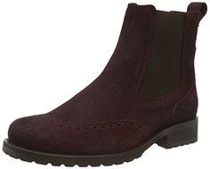 Belmondo 70330103, Damen Chelsea Boots, Rot (vino), 37 EU - http://besteckkaufen.com/belmondo/37-eu-belmondo-70330101-damen-chelsea-boots-grau-5