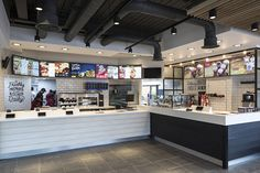 KFC Is Going Upmarket with Redesigned Interiors | HUH.