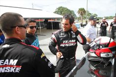 Montoya está de volta a F-Indy!, Confira como foi o primeiro teste do colombiano com a equipe Penske.