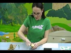 Crafty Creations #16: St. Patrick's Day Potato Shamrock Stamps & Tissue Paper Rainbows