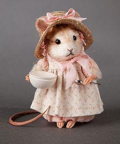 Little Miss Muffet Mouse