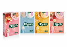 Organix on Packaging of the World - Creative Package Design Gallery