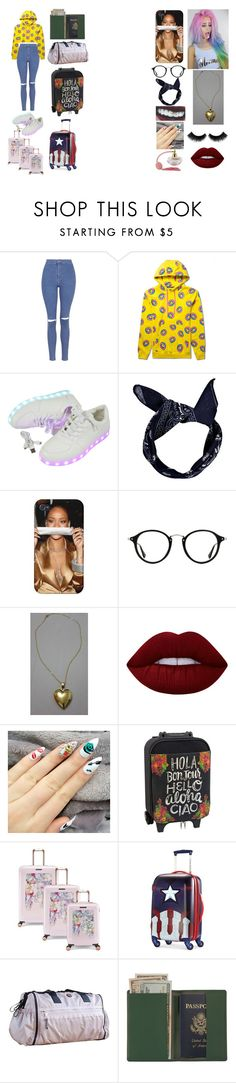 """Sem título #233"" by evillrainbow ❤ liked on Polyvore featuring Topshop, ODD FUTURE, Boohoo, Ray-Ban, Lime Crime, Natural Life, House of Fraser, Marvel, lululemon and Royce Leather"
