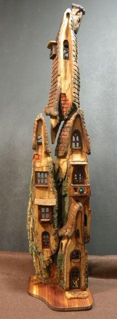 Winter House 3102 by ForestDwellerHouses.deviantart.com on @deviantART