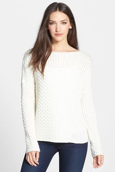 Vince Mini Cable Sweater by VINCE on @nordstrom_rack