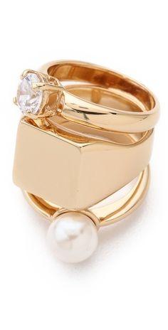 Maison Martin Margiela Stacked Ring
