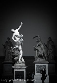 Rape of Lucre in the Piazza of Florence