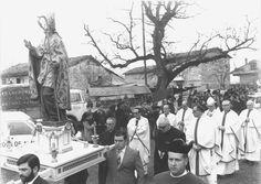 Procesión de San Prudencio por Armentia.