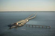Chesapeake Bay Bridge-Tunnel restaurant to permanently close, pier to close for years www.sta.cr/2rvI5