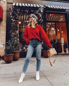 Get the latest fall outfits inspiration. This is the third installment of the fall outfits micro series that will be published two times a week all season. Winter Fashion Outfits, Fall Winter Outfits, Autumn Winter Fashion, Trendy Outfits, Cute Outfits, Winter Wear, Dress Outfits, Fashion Mode, Look Fashion