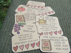 Encouraging Lunch Box Notes For Kids Christian Parenting