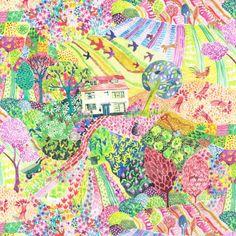 Liberty Cotton Tana Lawn Archives - Alice Caroline - Liberty fabric, patterns, kits and more - Liberty of London fabric online