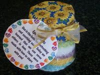 Bible Club Ministry Blog: Mother's Day Craft: Bath Salts