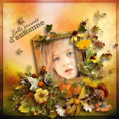 """""""Fall memories"""" by Scrap'Angie Design   RAK Lilou    SFF : http://scrapfromfrance.fr/shop/index.php?main_page=index&cPath=88_240  E-Scape and https://www.e-scapeandscrap.net/boutique/index.php?main_page=index&cPath=113_246   Digiscrapbooking.ch   SCRAPBIRD  WA by LouiseL Design"""