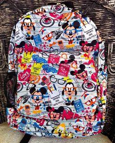 Disney Mickey Mouse Nerds Pattern Backpack NEW Disney http://www.amazon.com/dp/B005AUSRJG/ref=cm_sw_r_pi_dp_E2B2tb0F5R3XFV5E