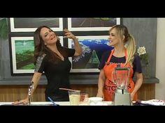DOCINHO DO CÉU foi para TV, Torta  Pudim cremosa  de leite Condensado com coco, de liquidificador e 30minutinhos de forno. programa Vida Melhor com a Claudia Tenorio, na Rede Vida de Televisão, canal aberto.