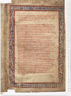 Vetus Testamentum [Greco] (sec. Heidelberg University, Penmanship, Old Books, Illuminated Manuscript, Calligraphy, Bible, Vatican, Antique Books, Lettering