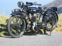 Vintage Classic Motorcycle | ariel classic motorcycles Classic Images - Classic Motorbikes
