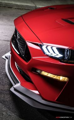 2018 Ford Mustang GT with the Performance Pack…Ford's way of solving your mid-life crisis. 2018 Ford Mustang GT with the Performance Pack…Ford's way of solving your mid-life crisis. Ford Mustang Gt, Mustang 2018, Mustang Cars, Ford Gt, Red Mustang, Wallpaper Carros, Lamborghini, Ferrari, Audi
