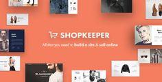 Download FreeShopkeeper v1.6.6- eCommerce WP Theme for WooCommerce…