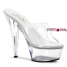 ac0a09e5ce Image 1 High Platform Shoes, 6 Inch Heels, Spike Heels, Retro Shoes,
