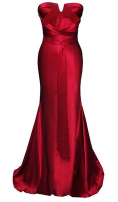 DINA BAR-EL - Lauren Gown RED
