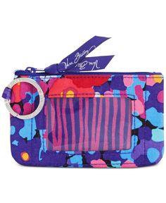 Vera Bradley Zip ID Case - Vera Bradley - Handbags & Accessories - Macy's