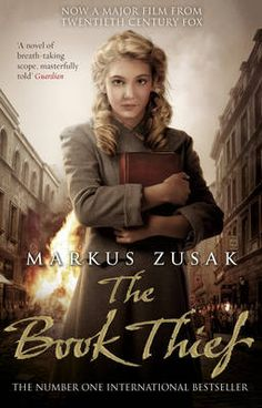 The Book Thief: Film tie-in by Markus Zusak Markus Zusak, Ya Books, Great Books, Books To Read, Music Books, Emily Watson, Holocaust Books, The Book Thief, Romance