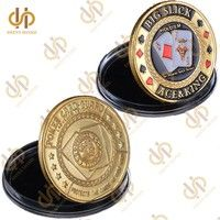 Gold Plated Coin The