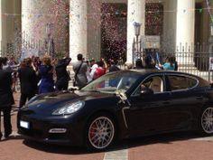 #alfieautoeventi #luxury #weddingcar #porschepanameraturbo #paestum Porsche Panamera Turbo, Wedding Car, Volkswagen, Bmw, Luxury, Vehicles, Car, Vehicle, Tools