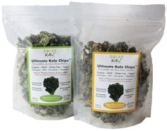 Friday's Favourite, Friday July 20th.  Solar Raw Ultimate Kale Chips!! http://on.fb.me/RfZKco