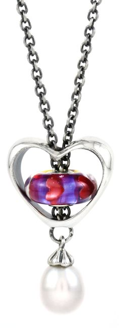 Trollbeads Be My Valentine Fantasy Necklace